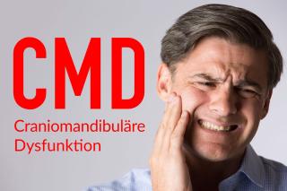 CMD beginnt oft mit Zähneknirschen