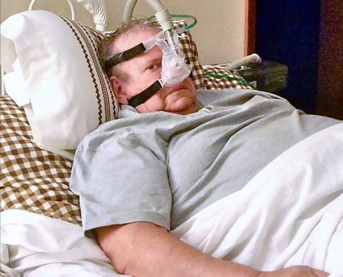 Studien konnten keinen Rückgang Reduzierung des Sterberisikos durch CPAP feststellen.
