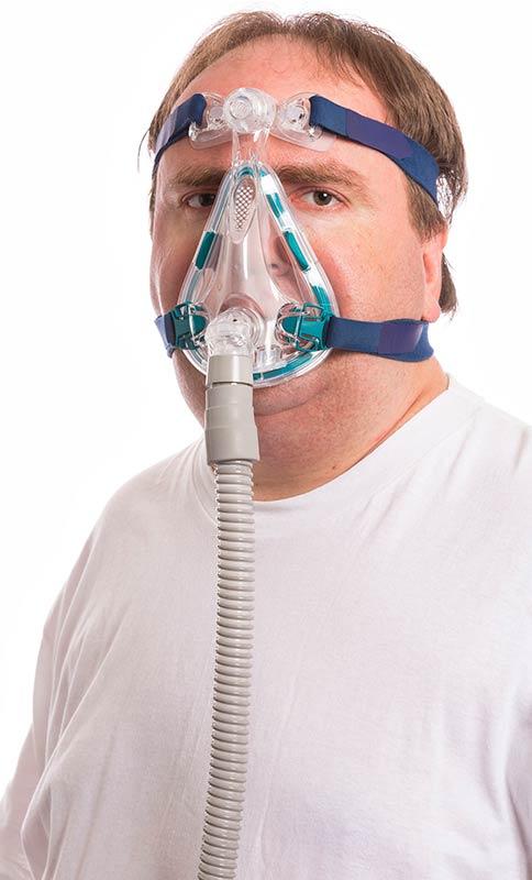 CPAP wird oft nicht akzeptiert