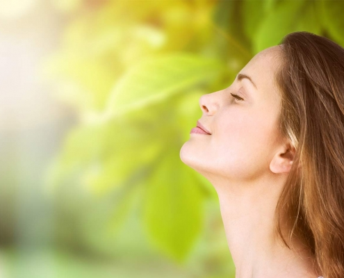 Nasenatmung schützt vor Krankheiten