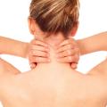 Ursachen von Nackenschmerzen und Rückenschmerzen